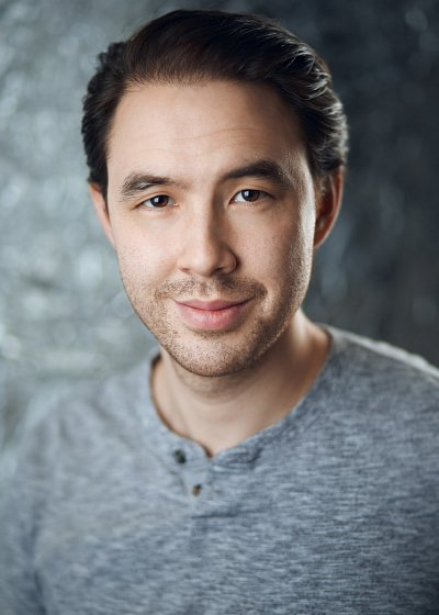 David Yiu - London Actor Headshot Photographer